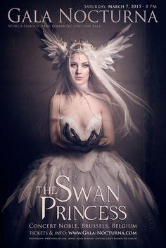 Gala Nocturna - The Swan Princess