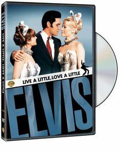 """""""Live a Little, Love a Little"""" (1968)  90 min  -  Comedy   Musical   Romance"""