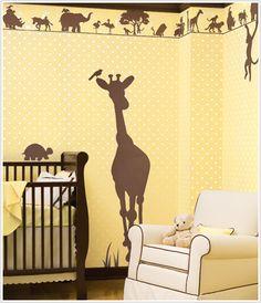 love this giraffe decal :)
