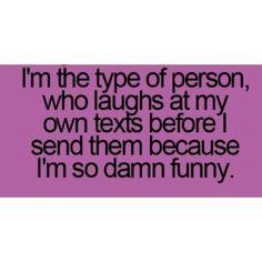 Yup I do this
