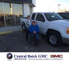 https://flic.kr/p/DFr4vj | #HappyBirthday to Tony from Stephen Rodden at Central Buick GMC! | deliverymaxx.com/DealerReviews.aspx?DealerCode=GHWO