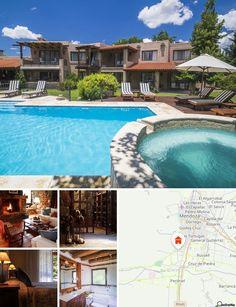O hotel situa-se no centro de Chacras de Coria, a 2 quarteirões da praça principal. Existem vários restaurantes, bares e clubes nocturnos nas imediações. As ligações à rede de transportes públicos mais próximas ficam a cerca de 200 m. Esta é uma área residencial e encontra-se a 15 km da cidade de Mendoza.