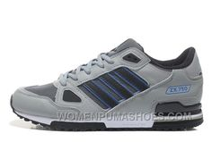 timeless design 97338 c11ae Adidas Zx750 Men Grey Black Free Shipping CYJAf, Price   76.00 - Women Puma  Shoes, Puma Shoes for Women