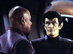 Captain Sisko: Welcome aboard, Senator. I'm Captain Benjamin Sisko. Star Trek Reboot, Star Trek 1, Deep Space 9, Welcome Aboard, Sci Fi Series, The Final Frontier, Star Trek Universe, Best Series, Stargate