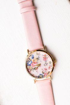 Geneva Luxury Quartz Watch with Diamonds Golden Plate Analog Indicate Leather…