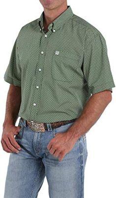 Harley-Davidson Men/'s Textured Dobby Print Logo Button Up Shirt 96125-18VM