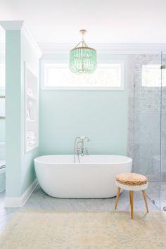 Pastel Bathroom, Spa Like Bathroom, Boho Bathroom, Rustic Bathrooms, Bathroom Colors, Amazing Bathrooms, Bathroom Black, Ikea Bathroom, Bathroom Goals