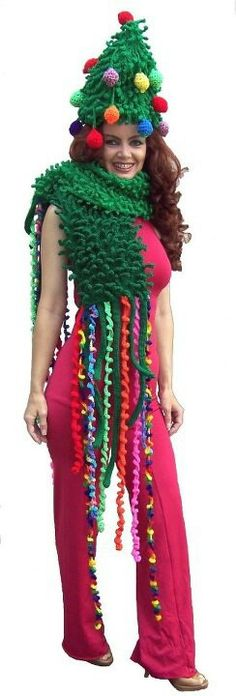 """When Christmas Throws Up- Idea for next Ugly Sweater Christmas Party? Needing ideas for a FUN Ugly Christmas Sweater Party check out """"The How to Party In An Ugly Christmas Sweater"""" at Amazon.com"""