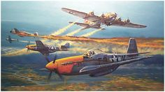 "The FReeper Foxhole Remembers ""Little Friends"" - USAAF Fighter ..."
