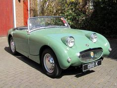 Austin Healey (frogeyed) Sprite MkI in Leaf Green(1960)