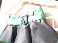 Detalle cintura falda