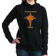 southern sight Women's Hooded Sweatshirt (design of tsce) $40.05