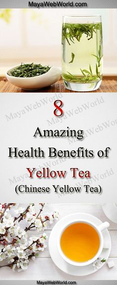 Yellow Tea – The benefits of traditional Chinese Tea