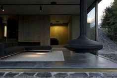 The Mountain Retreat, Central Otago, Queenstown by New Zealand architectural firm Fearon Hay