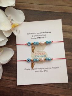 My best friend bracelets set ! https://www.etsy.com/es/listing/472776365/set-de-pulseras-amigas-forever-friends?ref=shop_home_active_1