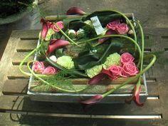 Enkele voorbeelden van bloemstukken