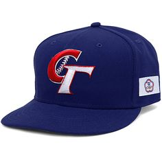 Chinese Taipei 2013 World Baseball Classic Authentic Game Fitted Cap - MLB.com Shop