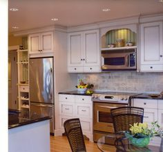 Over The Range Microwave Design Pictures Remodel Decor And Ideas