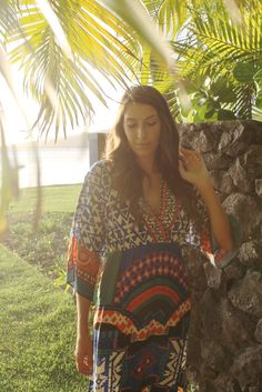 Lily of the Nile Maxi Dress - The Dandy Lion Boutique - Hawaii Kai