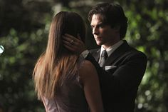 So with the Vampire Diaries season 6 finale, Nina Dobrev – and Elena Gilbert – have left the CW series. The brief glimpse ahead that the final scene offered was not promising for a hopeful . Vampire Diaries Stefan, Vampire Diaries Series Finale, Vampire Diaries Spoilers, Vampire Diaries Season 7, Vampire Diaries Cast, Vampire Diaries The Originals, Elena Gilbert, Damon Salvatore, Ian Somerhalder