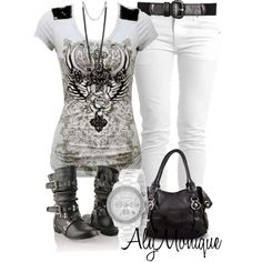 Untitled #395, created by alysfashionsets on Polyvore