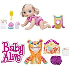 Baby Alive Party Baby Doll For Paige S First Birthday