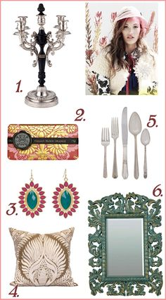 Baroque Inspiration Board from @Anne Sage for @LaylaGrayce #laylagrayce #blog #citysage