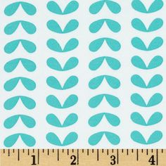 Moda Ticklish Flannel Leaves In Line Tipsy Turquoise Fabric Uk Flanela Projekty Do