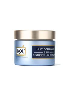 Tuesday, August 25 @ 4 P.M. RoC Multi Correxion 5 in 1 Restoring Night Cream (retail value: $28.99)  Enter within the hour for your chance to win one of 150.