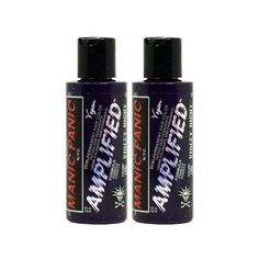 Manic Panic Amplified Semi-Permanent Hair Color Cream - Violet Night 4oz 'Pack of 2' * To view further for this item, visit the image link. #hairaccessories