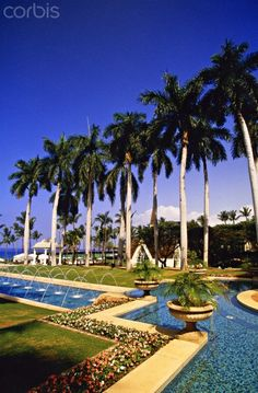 Grand Wailea Resort, Hotel and Spa. Maui, Hawaii.