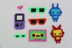 Perler bead collection by macacco.deviantart.com on @deviantART