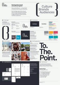 Creative Charte, Graphique, Ycn, Intelligence, and Features image ideas & inspiration on Designspiration Brand Identity Design, Corporate Design, Branding Design, Logo Design, Logo Branding, Design Guidelines, Brand Guidelines, Design Websites, Mise En Page Magazine
