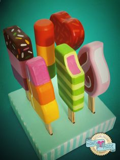 FROZEN COLORS STICKS // Nuevo Producto Pasa & Siéntate // ☼  ONLY FOR SUMMER ☼ https://www.facebook.com/pasaysientate