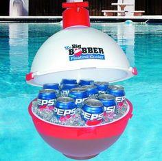 Big Bobber Floating Cooler #GroomsmenGifts