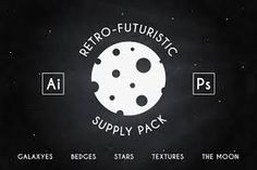 vintage futuristic font - Google 搜尋