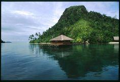cubadak paradiso village Beach Hotel Resort, Padang, West Sumatra