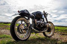 Benqueen BMW Build by Retrocustombikes