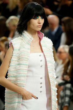 Chanel / Karl Lagerfeld // SS14 / RTW // PFW // Ph: Yannis Vlamos // Ft: Sasha Luss