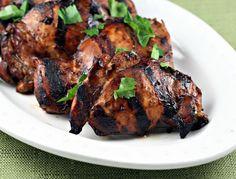 Grilled Tamarind Chicken Tacos | Recipe | Chicken Tacos, Ginger Soda ...