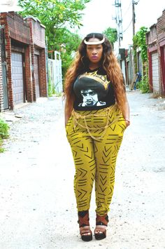 :  Model: Essie Golden, NYCPHOTOS BY :@FATLEOPARD_http://www.foreverfatleopard.com/http://fatleopard.tumblr.com/