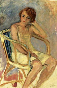 Henri Lebasque (1865-1937, France)