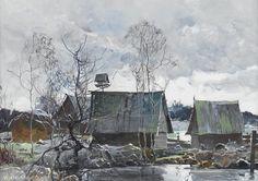 Stepan Kolesnikoff (1879 — 1955, Russia - Serbia)