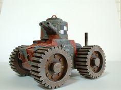 Wheeled Tank