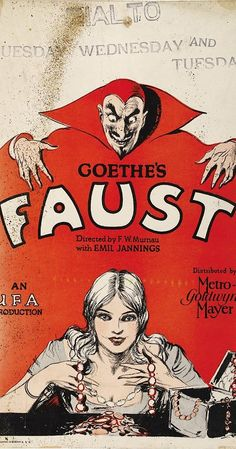 Directed by F.W. Murnau. With Gösta Ekman, Emil Jannings, Camilla Horn, Frida Richard