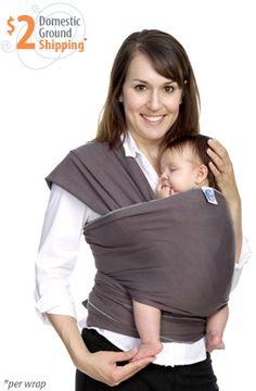 30beb627e40 Moby. Baby WearingLittle OnesSlateMoby WrapBaby GearBaby CarriersBaby ...