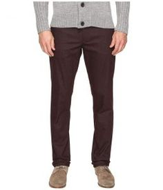 Ted Baker Frshman (Dark Red) Men's Casual Pants
