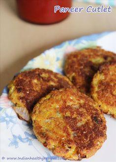 Indian healthy recipes website