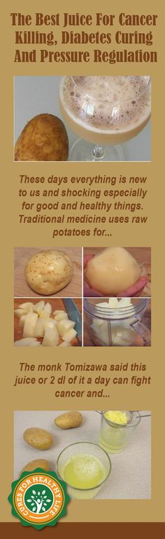 Traditional medicine uses raw potatoes for the benefits they give. Read more for the potato juice benefits and make it at home.