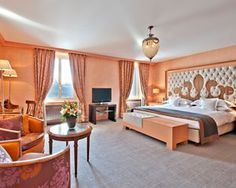 Carlton Hotel St. Moritz #StMoritz #Switzerland #Luxury #Travel #Hotels #CarltonHotelStMoritz